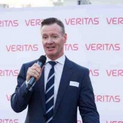 Louis Tague, Veritas' Sales Director, Australia Image Credit LinkedIn