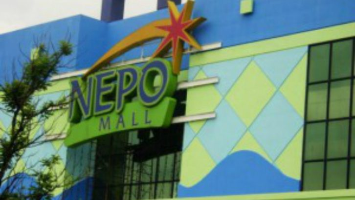 Nepo Mall, one of JDN Sons properties in the Philippines (Source JDN Sons)