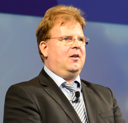 Ralf Flaxa, President of Engineering, SUSE