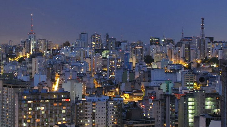 Equinix to open 2800 cabinet data centre in Sao Paolo in 2017 (Image Credit 14 March 2010 Júlio Boaro)