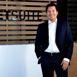 Thomas Kim, Managing Director at NetSuite Philippines (Source LinkedIn)