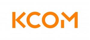The new KCOM brand logo Source KCOM)