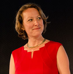Calista Redmond, President of the OpenPOWER Foundation and Director of OpenPOWER Global Alliances, IBM