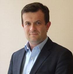 Franck Lheureux, regional vice president, sales, EMEA, at JDA
