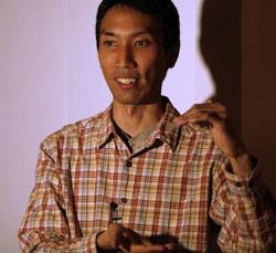 Kohsuke Kawaguchi, creator of Jenkins and CloudBees CTO