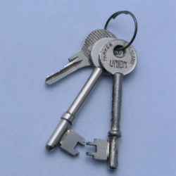 Keys - Image Credit FreeImages.com/Del Clarkson
