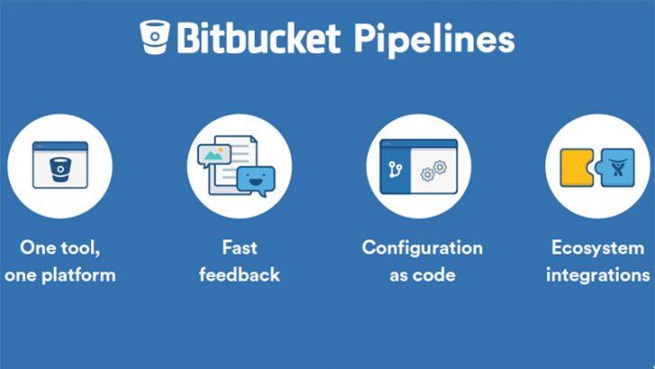 Atlassian announces Bitbucket Pipelines at Atlas Camp 2016