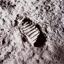 NASA put a man on the Moon. (Image courtesy of NASA)