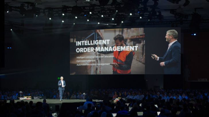 NetSuite launched Intelligent Order Management at SuiteWorld 2016, Image Credit : NetSuite/ by Deivis Mercado, 17 May 2016