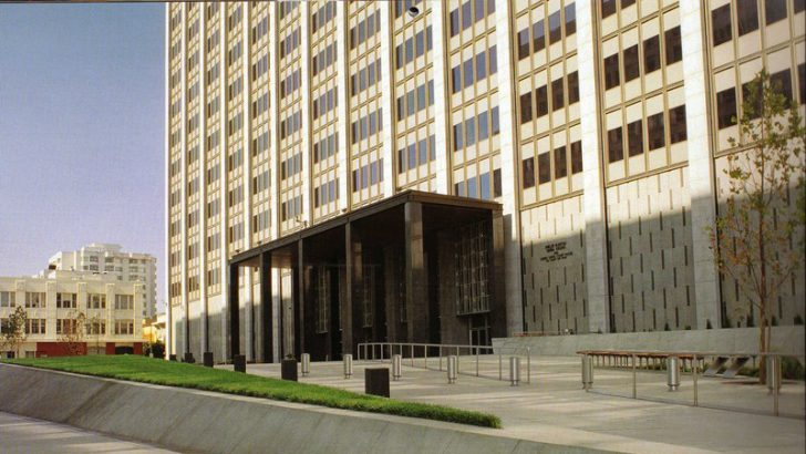 Philip Burton Federal Building and United States Courthouse