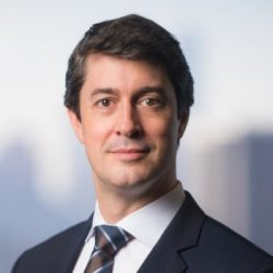 Thack Brown, general manager and global head of LoB Finance, SAP (Source LinkedIn)