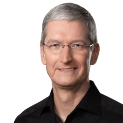 Tim Cook, Apple CEO, (Image source http://www.apple.com/pr/bios/tim-cook.html) Apple