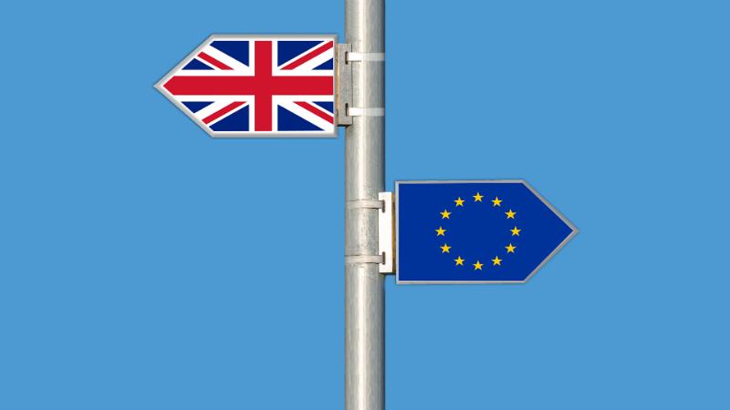 Brexit Image Source Pixabay/Elionas2 under CCO