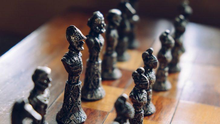 Chess at war, Image Credit Pixabay/UnSplash under CCO