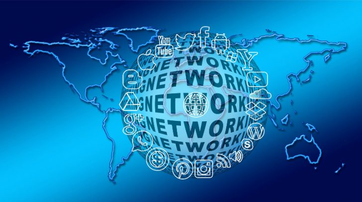 Global Network (Source Pixabay/Geralt CCO)