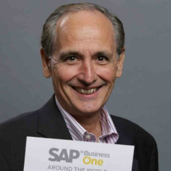 Luis Murguia, senior vice president and general manager, SAP Business One, SAP (Image Source LinkedIn)