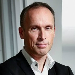 Niklas Hedin, CEO of Centiro (source LinkedIn)