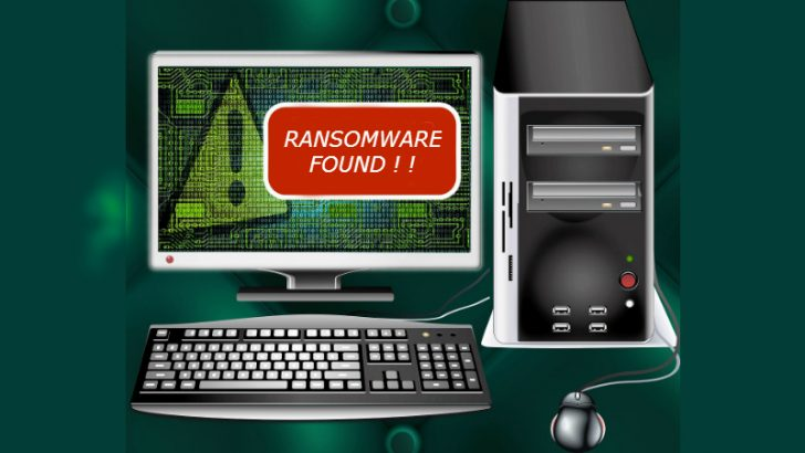 Ransomware : (Image Source Based on Pixabay/Bykst CCO )