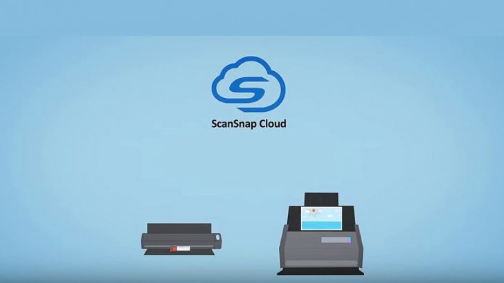 ScanSnap, a new cloud service from Fujitsu (Source Fujitsu)