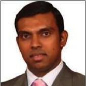 Shyam Sathasivam Executive Director at Sunshine Holdings PLC (Source LinkedIN)