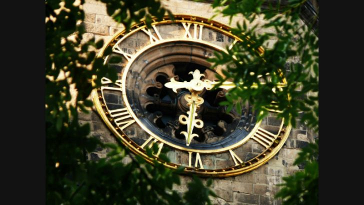 Time is gold, is your ERP omnitemporal Source Freeimages.com/Quim Berenguer