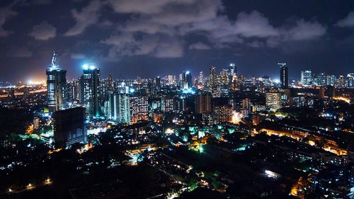 Mumbai City at Night