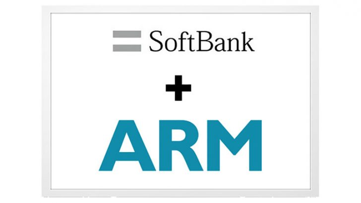 SoftBank bids £23 billion for ARM Holdings
