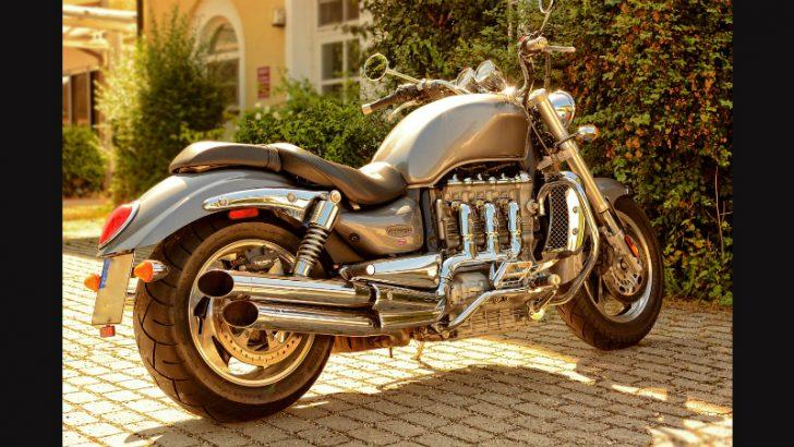 Triumph Rocket Motorcycle Image credit Pixabay/Antanias under CCO