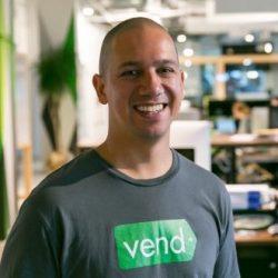 Alex Fala, CEO at Vend (Image credit LinkedIn)