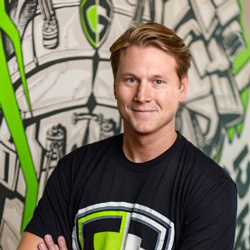David Moeller, CEO of CodeGuard