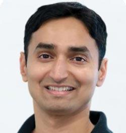 Kiran Kamity, CEO, ContainerX