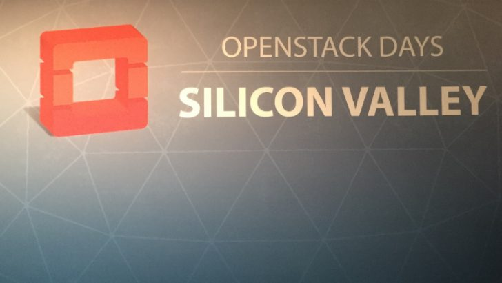 OpenStack Silicon Valley 2016