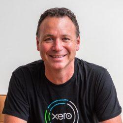 Trent Innes, Managing Director, Xero Australia (Image Source Twitter)