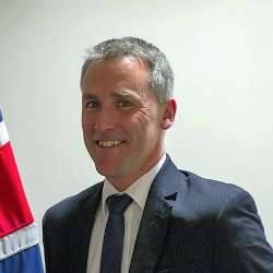 Ciaran Martin , head of NCSC Image Source: https://www.cesg.gov.uk/content/files/Matt_Hancock_Ciaran_Martin_3.jpg