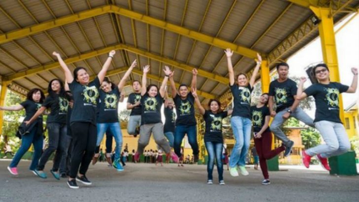 NetSuite employees make a difference in Global Impact week (Source NetSuite)