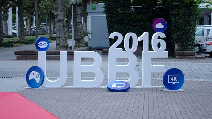 Ultra BroadBand Forum 2016
