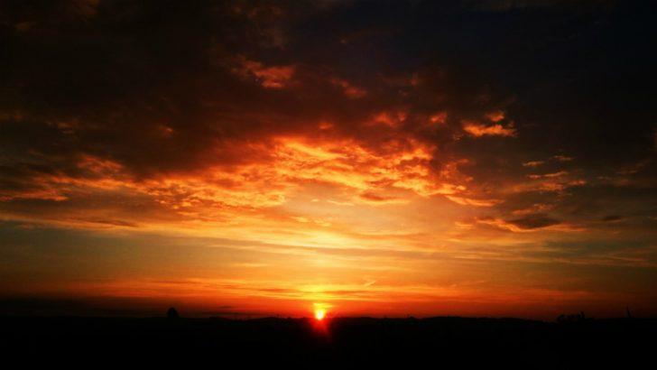 Sunrise Image Source Pixabay/leandrodecarvalhophoto