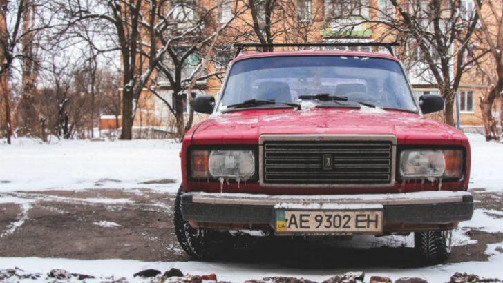 Lada Image distribute spare parts for Lada in Russia (Source pixabay/unsplash)