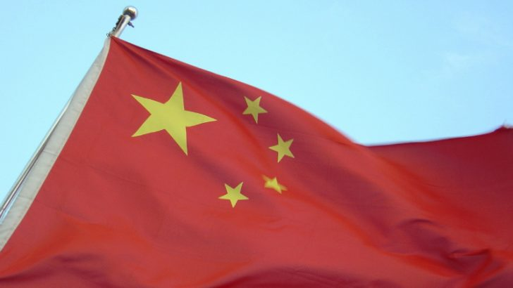China Flag, Image credit FreeImages.com/Gary Tamin