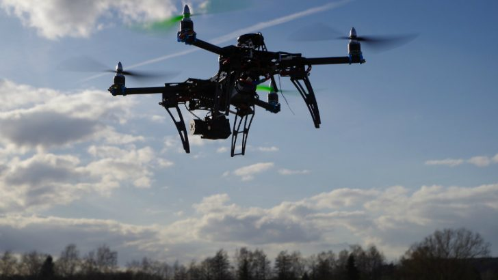 IFS reveals new Mobile Workforce Management solution and future innovation with drones . (Image source Pixabay/JonasF)