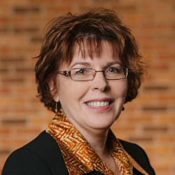 Vice President for Finance and Administration (Image Source : http://www.shawnee.edu/offices/president/media/Elinda-Boyles.jpg)