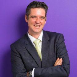 Fabrice De Windt, BT's CEO for the Benelux