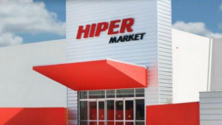 Corporación El Rosado including HIPER MARKET has implmented JDA category management (IMage Source Corporación El Rosado )