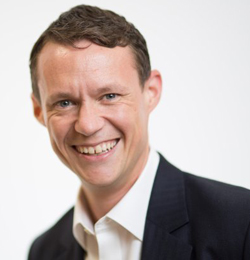 Mike Bainbridge, Chief Digital Technologist, Rackspace