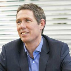 Kobe Verdonck, CEO of Raet (Source Raet)