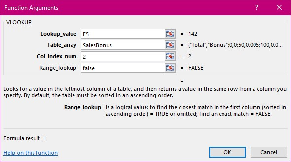 Tips – using range lookup in the Vlookup function in Excel  -