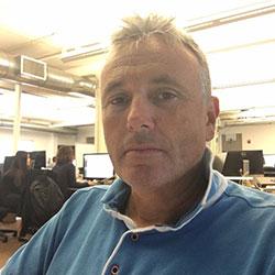 Andy Norton, Risk Officer, EMEA, SentinelOne