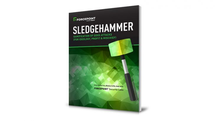 Forcepoint exposes Sledgehammer gamification of hacking