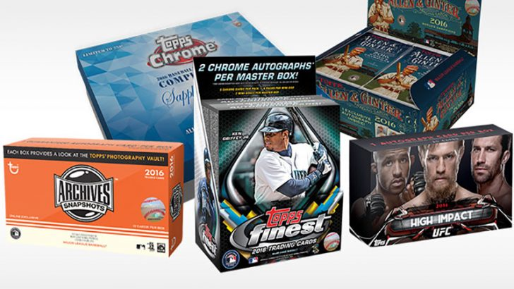 Topps Company hit by data breach