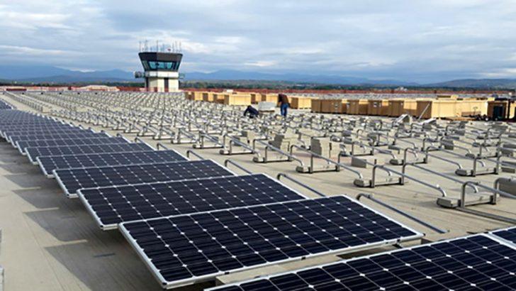 Burlington Electric Department solar array